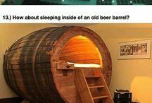 Außergewöhnliche Betten