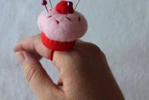 DIY Pincushion / Alfileteros originales de todas las formas y colores
