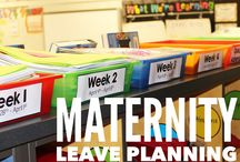 Maternity Leave & Substitutes