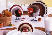 Thanksgiving / by Melissa Sagosky