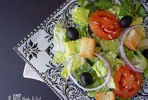 Salads / by Jill Ritzman Becker