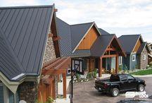 Interlock® Standing Seam / by Interlock Metal Roofing