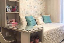 Спальня кабинет