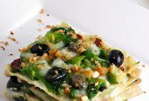 Lasagne......