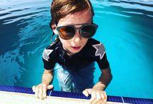 SS18 Molo Swimwear X Little Revolution