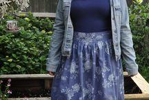 My dressmaking adventure / Things I've made