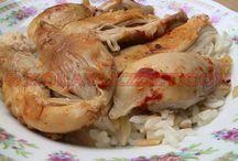 Tavuk yemeklerl