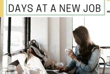 New job vibes
