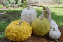 Wool Crafts / by Lena Postanowicz
