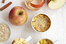 Mug cakes/deserts