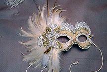 Mask / by Nancy Hunt