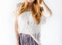 Camille & Co Tops / Ready to feel great about what you wear? Start by shopping our wide variety of designer tops! We love catering to all women, no matter what style you are going for. Looking for something casual? Our crochet tops and long lace vests are great for layering with tanks! And if you're looking to dress it up a bit more, check out our three-quarter sleeve tops in many unique designs and prints.