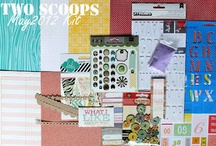 Kits from The Sampler Kit Club / by thesampler