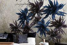 Wallpapers / #Wallpaper#wallandeco#lifestylehome#carta da parati#vintage#modern#floral#city