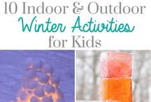 Winter Activities for Day Homes