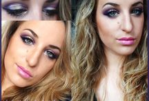 my work <3 hair and makeup / look and like my page <3 https://www.facebook.com/AlexiaHairstylistMakeupArtist