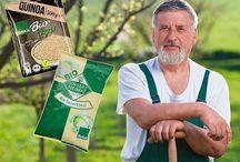 Produkttest: Bioland Sauerkraut von Unsere Heimat Bio / ... und Quinoa von EDEKA Bio + Vegan.  100 Tester dürfen kostenlos die Produkte von EDEKA testen, genießen und uns ihre ehrliche Meinung mitteilen.  www.mytest.de