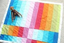 Annie and Wullie's quilt....