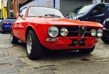 Alfa Romeo Giulia GTV 1750 / For the love of Alpha