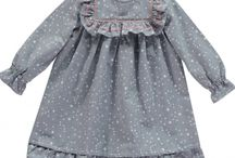 Dresses | Autumn & Winter 2016 | Baby Girl | Babies | Amaiakids / Beautiful Children's Clothes and accessories. Very unique style: Timeless, Elegant and Classic collections with a modern twist and a retro flair. Share our passion to dress your children as children. Available on-line at: www.amaiakids.co.uk