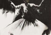 Dance dervishes / Painting of dance dervishes