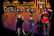Cosplay Costumes / Costume Wigs – Part 2 : Wear famous character cosplay costumes for this Halloween / Wearingand trick-or treating are things that adults and kids of all ages enjoy doing. Costume and costume wigs represent adventure, fantasy, and imagination.