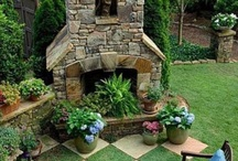 yard ideas / by Linda Alemany