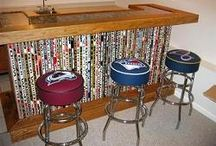 Man cave / by Manda Gilchrist