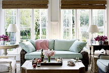Lounging Around / Lovely Lounge Rooms