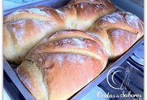 pão caseiro da tia Nena