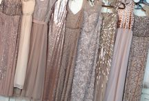 Bridesmaid Dresses / Beautiful Bridesmaid dresses of all shapes, sizes and colour