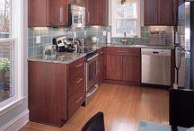 Kitchen Idea for small kitchen