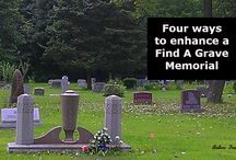 Cemeteries / Resources for searching cemeteries