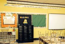 Second Grade Classroom / I moved back to Second Grade this year.  I couldn't stand another year in a bland, white room, so I painted it YELLOW! / by Tina Morrell Worley