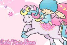 Little Twin Star Stuff / by Dalaina Renee