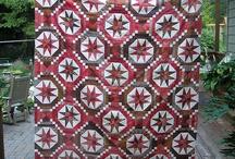 Quilts Bonnie Hunter patterns