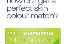 Support / Support for the application of Varama Cover Creams.