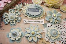 ROSETTES.. small & large