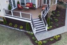 Deck/Backyard / by Megan Thompson