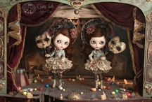 doll 玩偶 / by KIWIFRUIT KIWI WORLD