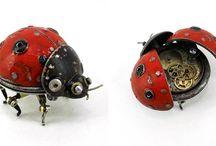 Esculturas Steampunk