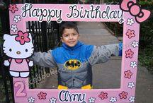 cumpleaños Sofía 6