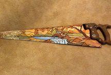 Saw Blade Art