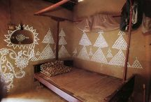 indische Wohnkultur