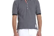 Men's Summer Shirts - Tees + Polos