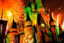 Mickey's Not So Scary Halloween Party / Trick-or-Treat in Walt Disney World.  See awesome fireworks, the Boo to You Parade, and lots and lots of characters.