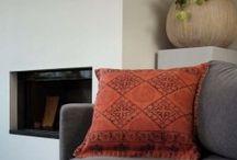 Kussens & plaids / Wat is nu eenvoudiger dan de sfeer in huis te beïnvloeden met nieuwe kussens en plaids?