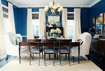 Dining Areas / by Heather Irving