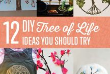 tree of life buttons / Activities