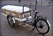 SALIDAS PROFESIONALES MODULO BICICLETAS / No descartar nunca el uso profesional de la bicicleta